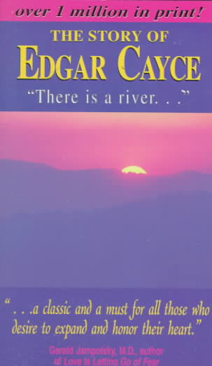 Story of Edgar Cayce There Is a River By Sugrue, Thomas